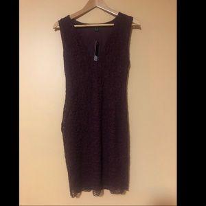 Lace Sleeveless Dress - NWT